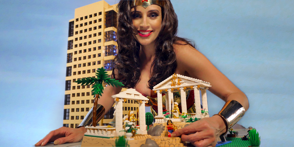 Lego My Wonder Woman