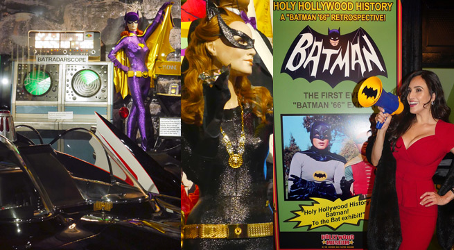 Batastic Exhibit